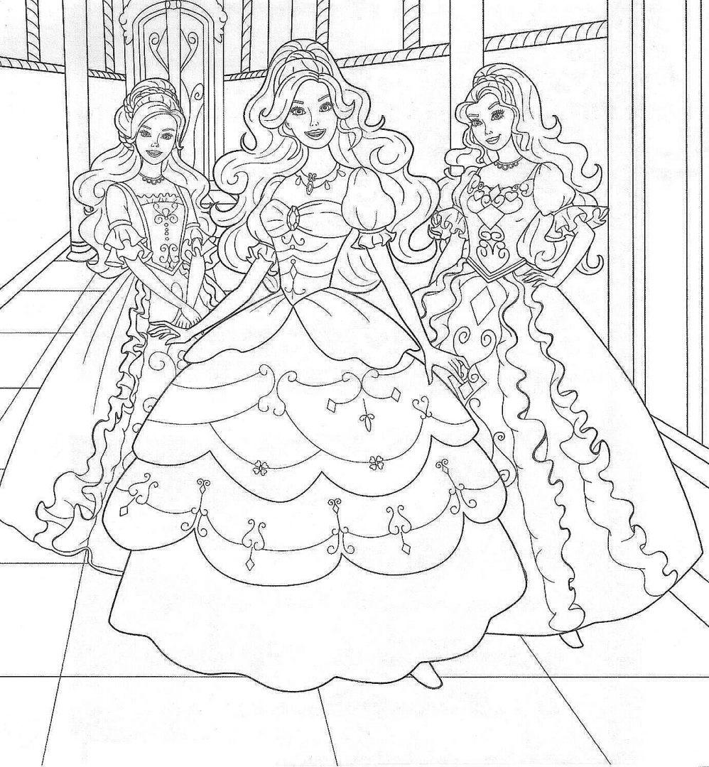Galeria De Fotos E Imagens Desenhos De Princesas Para Pintar