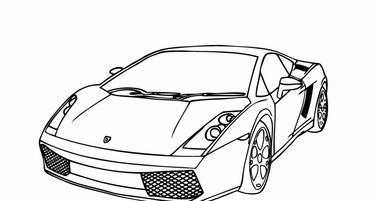 Free carros ferraris coloring pages for Coches para pintar