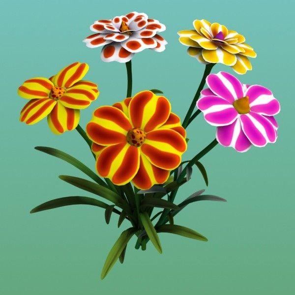 Flores Coloridas Fotos E Imagens