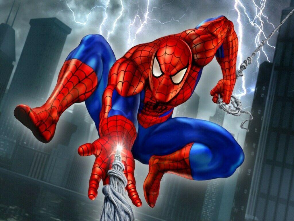 Galeria De Fotos E Imagens Desenhos Do Homem Aranha