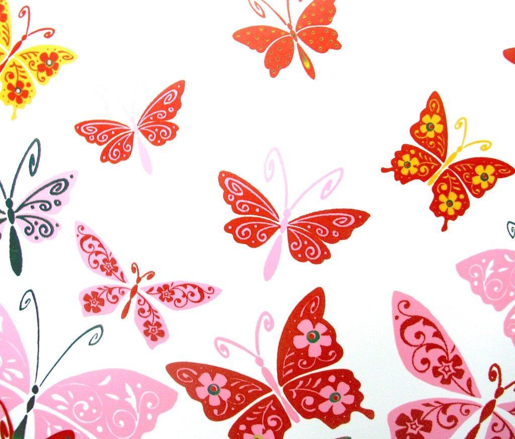 Galeria De Fotos E Imagens: Desenhos De Borboletas