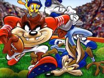 Rugby com Looney Tunes